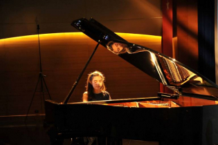 "A Piano Recital as part of the project ""Chopin in Turkey"""